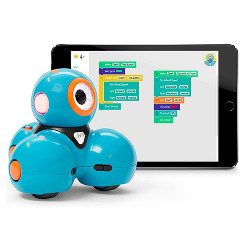 Dash and Dot education robot