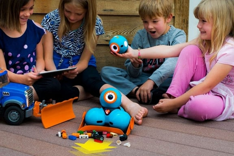 Dash and Dot education robot for children