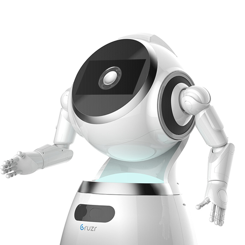 Cruzr Cloud Based Intelligent Humanoid Service RobotCruzr Cloud Based Intelligent Humanoid Service Robot.jpg