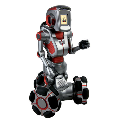 Entertainment-robot-WowWee-Mister-Personality