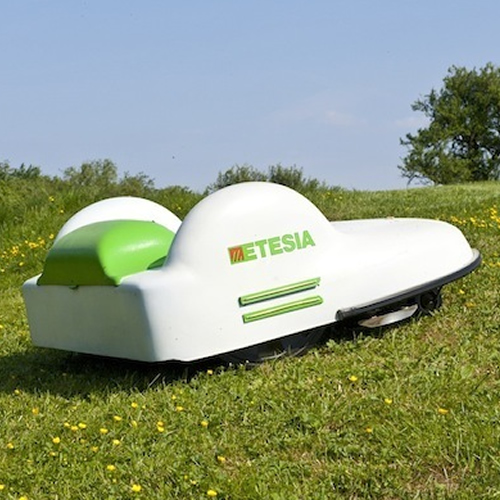 Etesia ETm105 professional robotic lawnmower