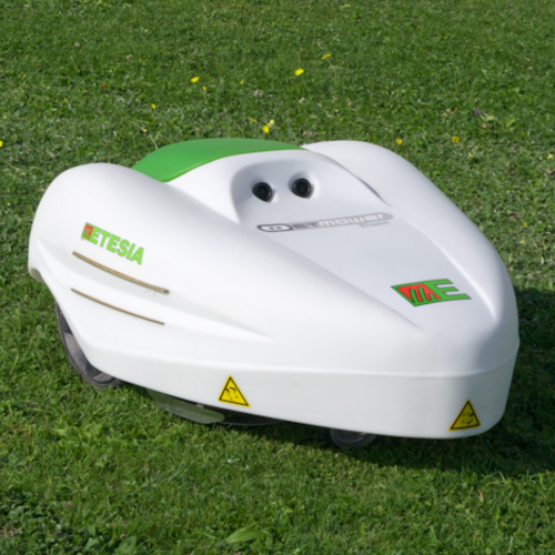 Etesia ETm44 professional robotic lawnmower