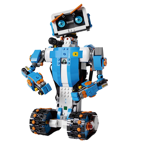 Lego Boost build your own robot