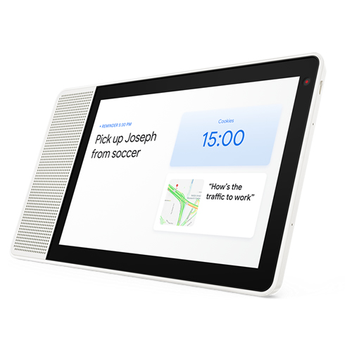 Lenovo smart display smart assistantLenovo smart display smart assistant.jpg