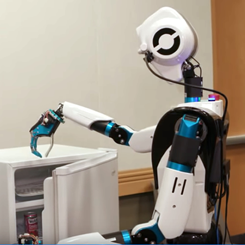 Microsoft robot assistant for receptionistMicrosoft robot assistant for receptionist.jpg