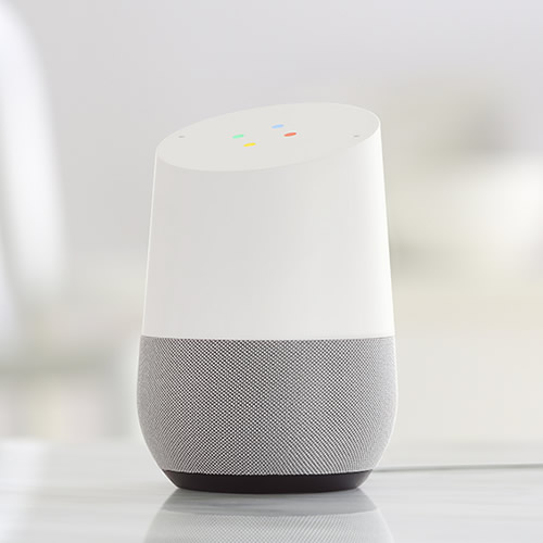 Google home, assistant intelligent