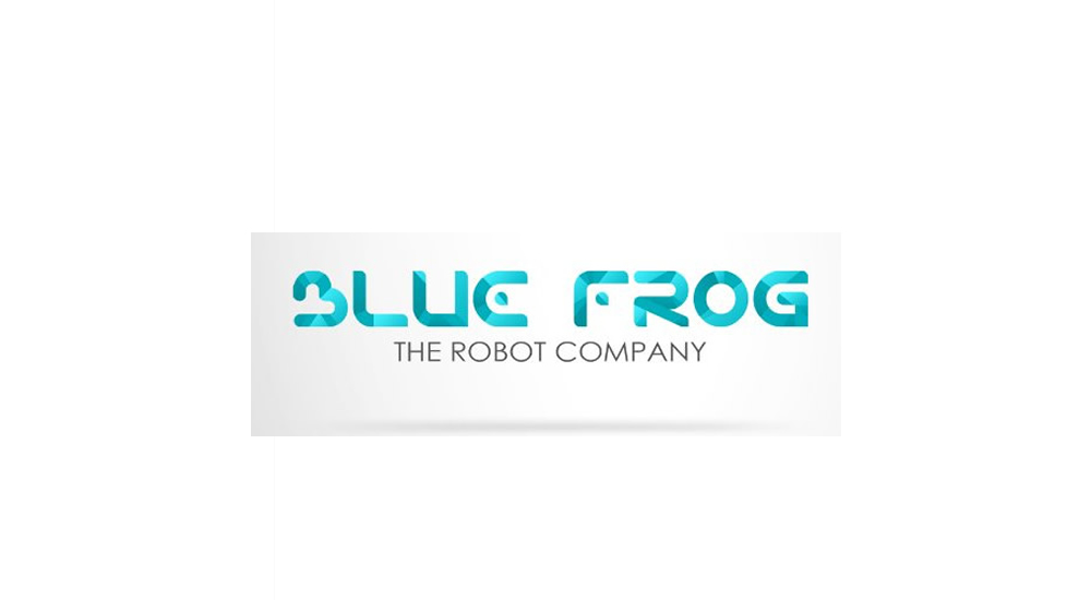 Blue frog robot company