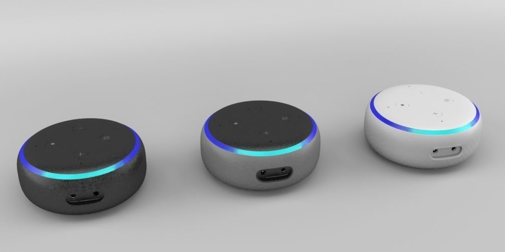 Echo Dot, third generation